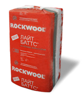 Rockwool light batts flex